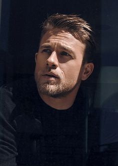 """ Charlie Hunnam for The New York Times """