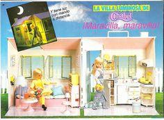 Nostalgia, 90s Toys, Dollhouse Ideas, Toy Boxes, Vintage Dolls, Doll Toys, Childhood, Barbie, Miniatures