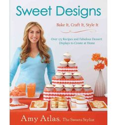 Bake it, Craft it, Style it! Amy Atlas, home baker, crafter, and party planner extraordinaire, shows her readers and fans how to create fabulous sweets tables for adults and kids, combining easy recipes, dressed-up store-bought treats, and craft ideas, to make dessert a fitting grand finale to any gathering. Amy Atlas gained an international following when she introduced the concept of meshing bak...