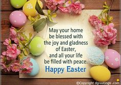 Easter Wishes Messages, Easter Cards Religious, Easter Quotes, Quiet Storm, Palm Sunday, Holidays And Events, Happy Easter, Easter Eggs, Blessed