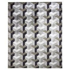 Tappeto Ypsilon - design Verner Panton - Designer Carpets