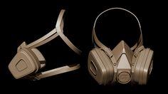 ArtStation - Mask Render, Jay Bowers