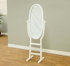 Frenchi Home Furnishing Kid's Mirror Stand, White -- Be sure to check out this awesome product. (This is an affiliate link and I receive a commission for the sales)