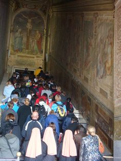 "Scala Sancta ""Holy Stairs"" Rome Italy"