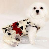 florence luxury dog dress