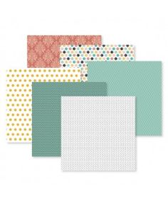 Be Bold & Flourish Paper Pack (12/pk)