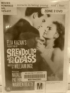Splendour in the Grass. 1961