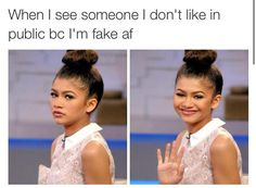 funny, zendaya, and lol image Crazy Funny Memes, Really Funny Memes, Stupid Funny Memes, Funny Relatable Memes, Funny Facts, Funny Tweets, Haha Funny, Hilarious, Funny Memes About Kids