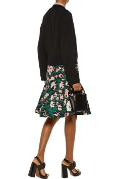 Shop on-sale Marni Floral-print cotton and silk-blend skirt. Browse other discount designer Skirts & more on The Most Fashionable Fashion Outlet, THE OUTNET.COM