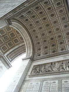 Arc De Triomph, Paris