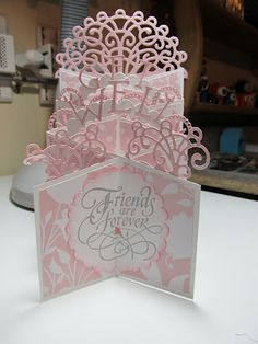 nother lovely cascading card
