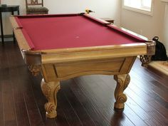 Used Olhausen Pool Tables