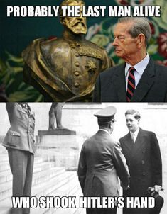 Funny pictures about King Michael Of Romania. Oh, and cool pics about King Michael Of Romania. Also, King Michael Of Romania photos. Weird Facts, Fun Facts, Unique Facts, Romania Facts, Romanian Royal Family, Best Of 9gag, The Meta Picture, History Memes, European History