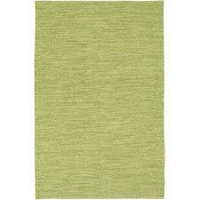 India Green Area Rug