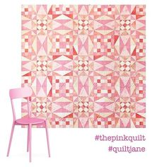 One block, many possibilities Pink Quilts, Quilt Blocks, Blanket, Pattern, Quilting, Inspiration, Reading, Videos, Books