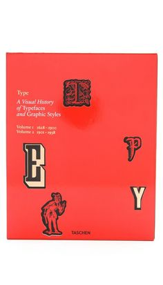 Taschen Type: A Visual History of Typefaces & Graphic Styles