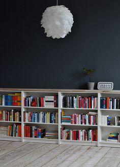 low shelf