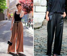 calça pantalona no corpo tubular Ideias Fashion, Suits, Female, Style, Natural Styles, Inverted Triangle, Plus Size Women, Woman Style, Different Styles