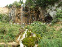 Cascada Pisoaia - Cascada de la Vidra - Arieseni.pro