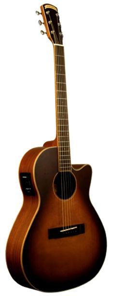 This MUST be my next guitar... Morgan Monroe Creekside MV-EC-01/C 00 AcEl