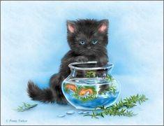 penny parker | ... открытки с животными от Penny Parker