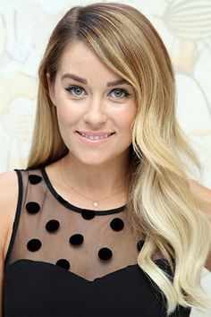 Lauren Conrad's lustrous blond ombre locks are the inspiration for my next salon appointment -- It'll get me back to my natural color without sacrificing any flair.