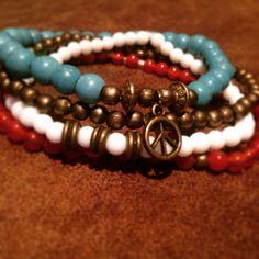 Malabead bracelet