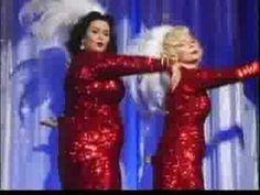 French & Saunders: Marilyn Monroe & Jane Russell