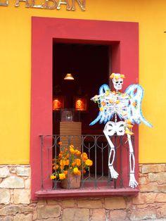 Oaxaca, dia de los muertos