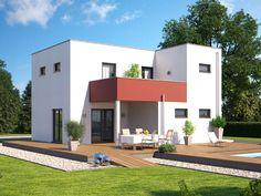 Hommage 133 Gartenseite --> Zahlreiche Bauhaus Wohnideen modern inszeniert. Die komplette Bildergalerie gibt es unter http://www.hanlo.de