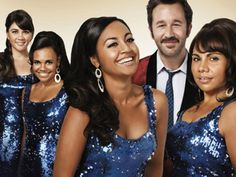 """""""The Sapphires""""...... A brilliant Australian film starring Jessica Maubouy, Deborah Mailman, Shari Sebbens, Miranda Tapsell and Chris Dowd. Tells the story of four young Aboriginal Australians whose voices and ambitions for a better life take them to sing for the US troops in Vietnam. The soundtrack is amazing."""
