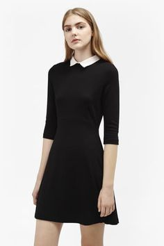 From work to the weekend, French Connection's range of women's dresses has got you covered. Shop women's dresses from French Connection now. Pretty Dresses, Blue Dresses, Dresses For Work, Collar Dress, Dress Collection, Dress To Impress, Dresses Online, Work Wear, High Neck Dress