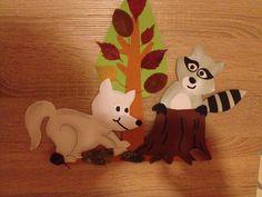 Waldfreunde gebastelt von Lili