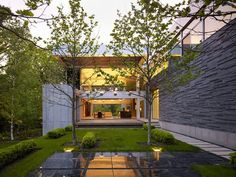 Project - Hinsdale House - Architizer