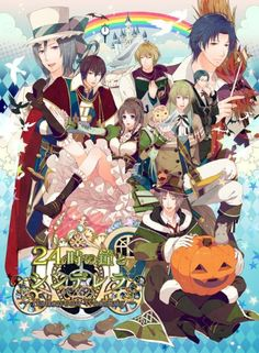 24-Ji no Kane to Cinderella: Halloween Wedding [Luxury Limited Edition][Import Japonais]