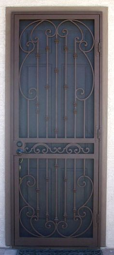 Entry Doors Archives - Whiting Iron and Great Gates in Phoenix AZ