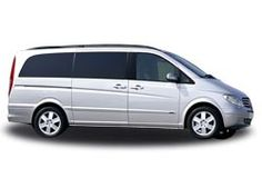 Mercedes Viano Ambiente Automatic Car hire. Rent a car in Crete / Heraklion Area Greece. Rates & Availability Online Booking