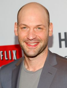 Corey Stoll Photos - Actor Corey Stoll attends Netflix's 'House Of Cards' For Your Consideration Q&A Event at Leonard H. Goldenson Theatre on April 2013 in North Hollywood, California. - Arrivals at the 'House of Cards' Q&A Event Corey Stoll, Male Pattern Baldness, North Hollywood, Shaved Head, House Of Cards, Hairstyles Haircuts, Man Crush, Gorgeous Men, Comedians