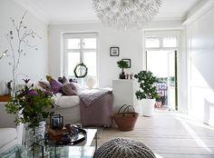 430 Square Feet of Swedish Modern Bliss