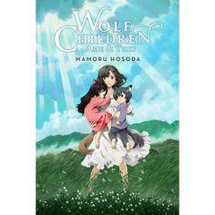 Wolf Children: AME & Yuki (Light Novel) (Hardcover)