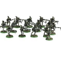 Kroot Carnivore Squad by The Games Workshop  http://www.comparestoreprices.co.uk/collectables/games-workshop-kroot-carnivore-squad.asp