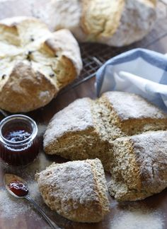 A Selection of Irish breads. http://www.hotelsireland.com/index.cfm?page_extension=hotel_dinner_packages