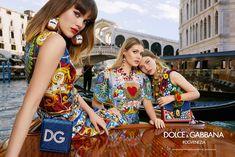Dolce & Gabbana Spring Summer Campaign - Posh Brazilian