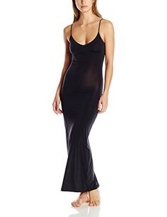 ccf3d2390aa Yummie by Heather Thomson Women s Rosario Maxi Slip at Amazon Women s  Clothing store  Lovely DressesLong ...