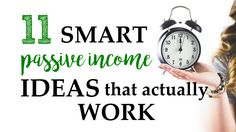 11 Smart Passive Income Ideas That Actually Work