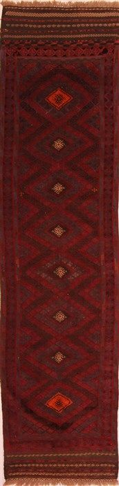 Afghan Baluch Red Runner 6 to 9 ft Wool Carpet 23557 Wool Carpet, Small Rugs, Runners, Area Rugs, Romantic, Culture, Patterns, Red, Color