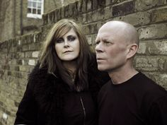 Yaz...1980s synthpop duo Alison Moyet and Vince Clarke, reunited.