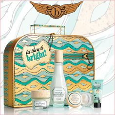 Make your skin merry & bright with the best of Benefit skincare set. $45 sold at ulta!