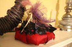Creepy Skeleton Fairy by BarbBristtleBlossom on Etsy