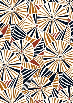 pattern by Minakani #flowers #minakani